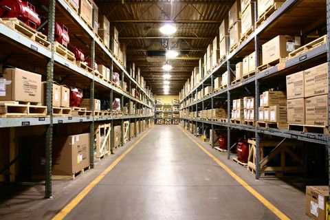 our drop shipping warehouse